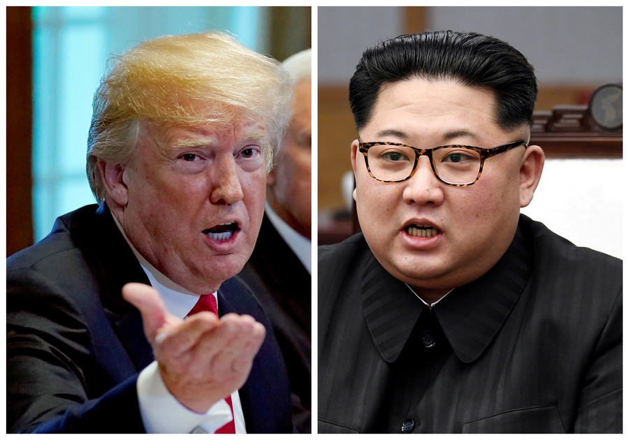 Bye-bye Nobel Prize: US reacts to Trump-Kim summit cancellation