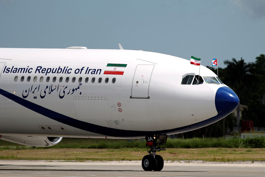 US targets Iran with fresh sanctions against airlines