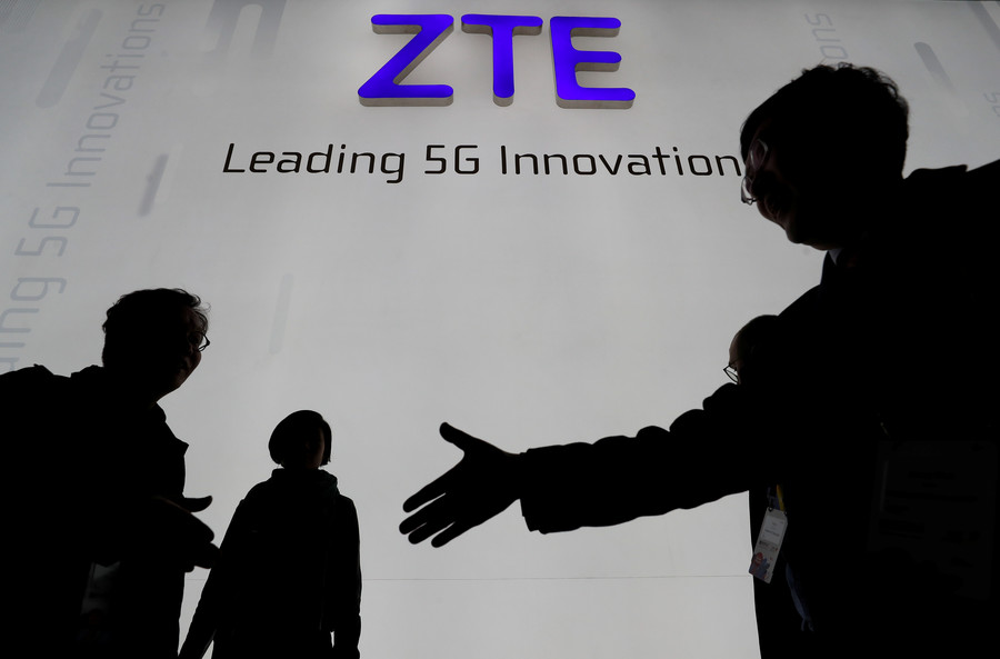 Management purge, US oversight & $1.3bn fine: Trump's terms to reopen ZTE