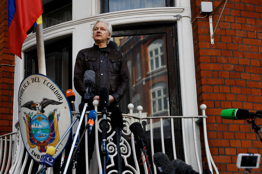 Assange willing to testify on alleged Russian hacking