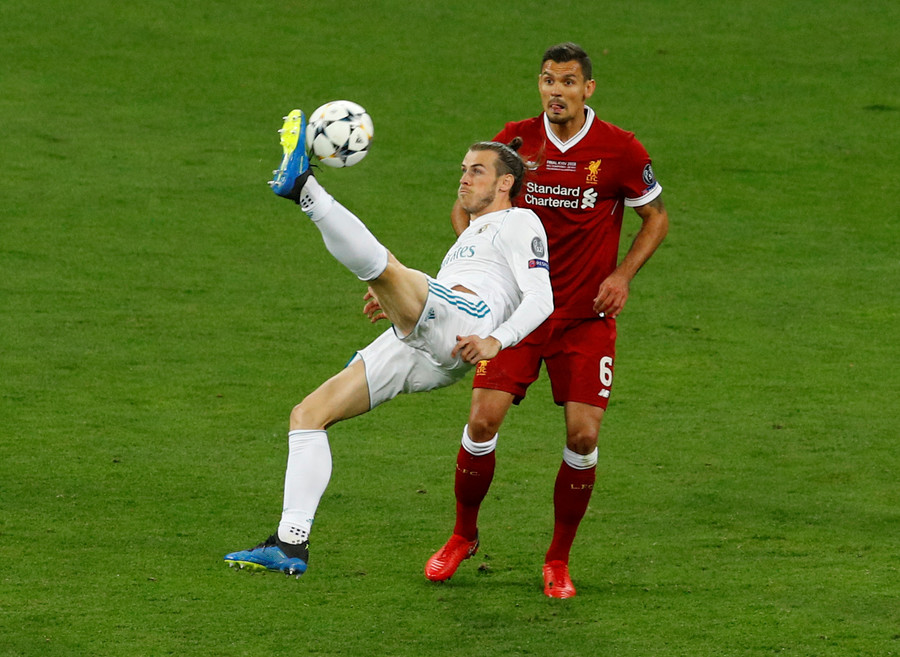 UEFA Champions League Final 2018 - Real Madrid 3-1 Liverpool