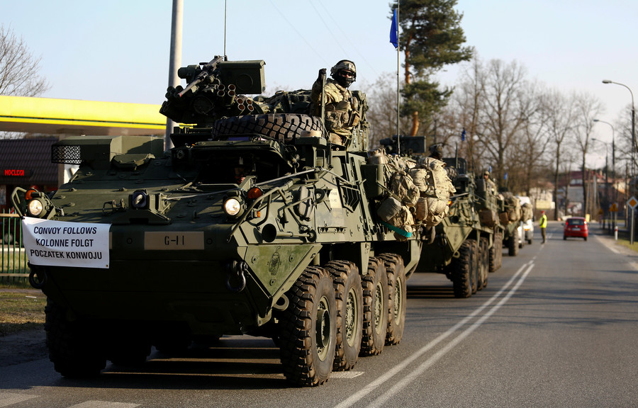 Poland offers $2bn for permanent US base, Moscow warns of 'dangerous' consequences