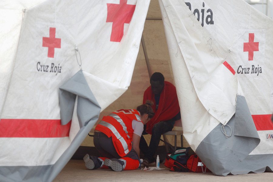 Red Cross news
