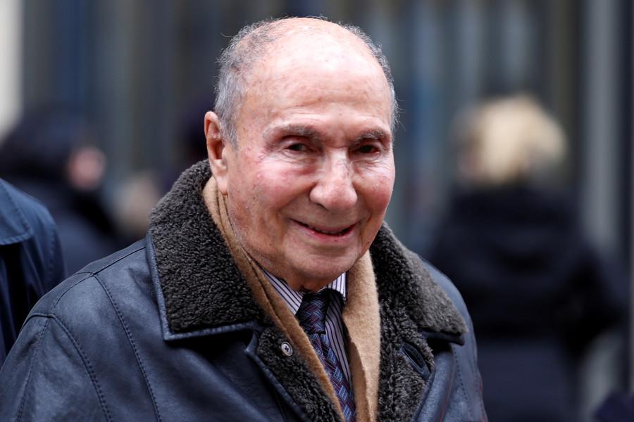 French billionaire Serge Dassault dies at 93