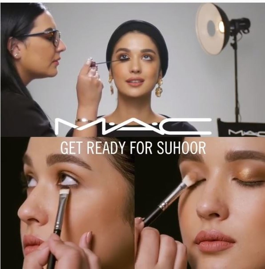 Muslim women ridicule MAC cosmetics for 'Ramadan makeup' tutorial