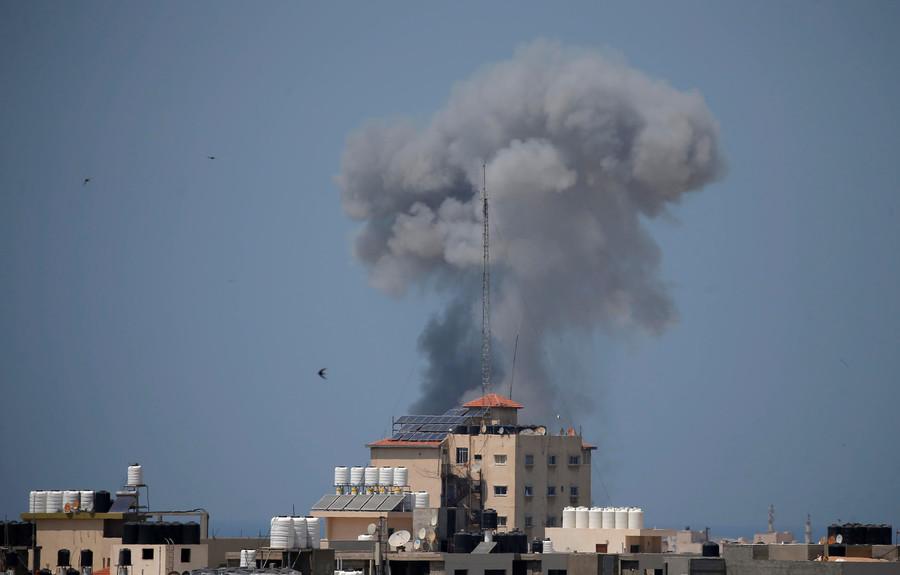 IDF destroys Gaza 'terror tunnel' extending 900 meters into Israel (VIDEO)