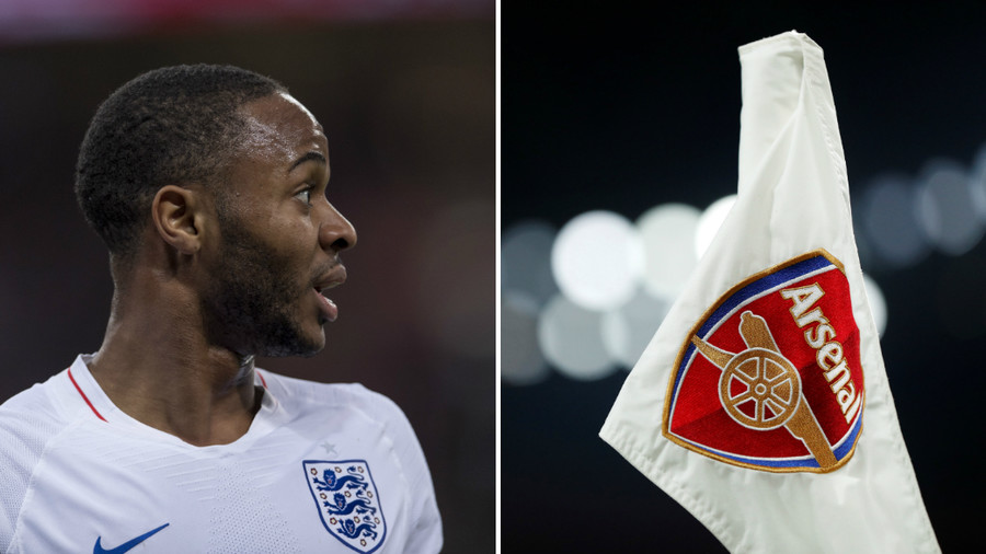 Ban the Arsenal badge? Sterling gun tattoo row leads to lampooning of Gunners logo