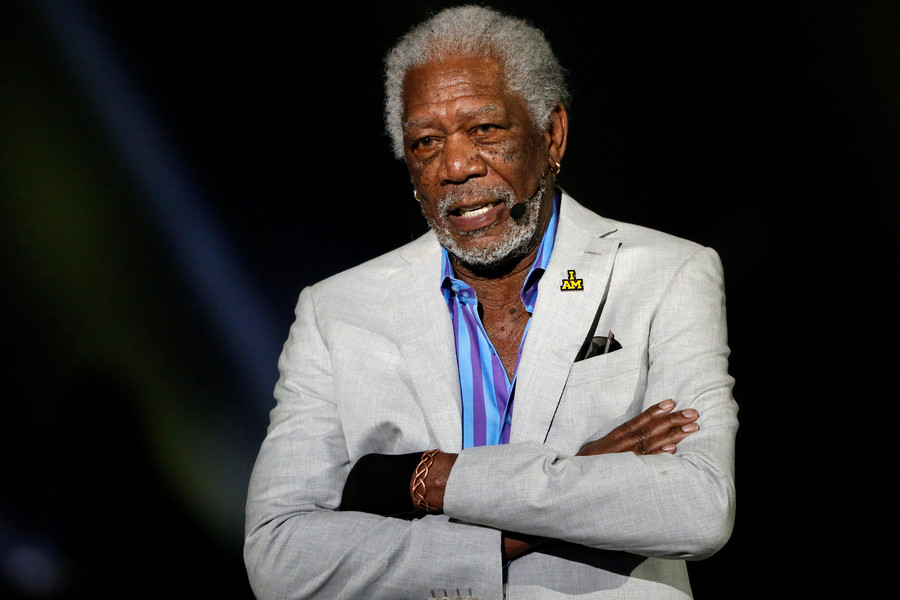 Morgan Freeman's lawyer demands retraction from CNN over sexual misconduct claims