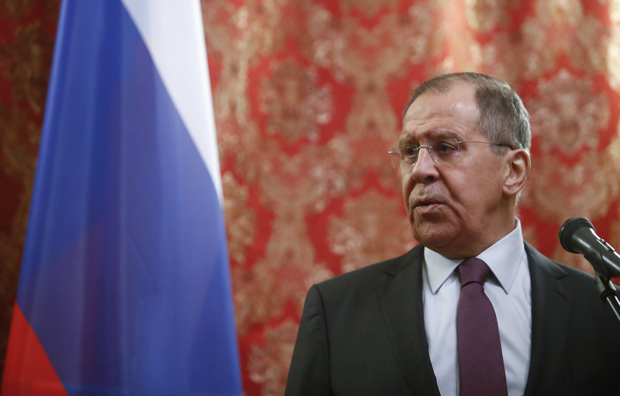 Lavrov to visit N. Korea on May 31, says denuclearization should have security guarantees