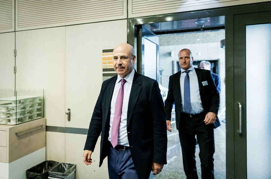 UK 'fraudster' Browder briefly detained in Spain on Russian warrant, tweets from police car