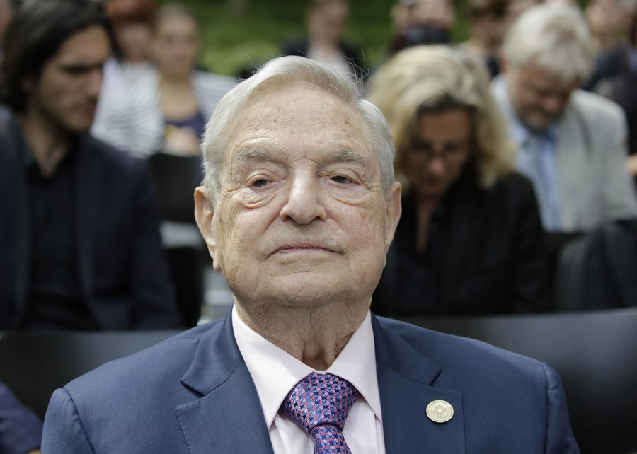 George Soros delves back into British politics by backing 2nd Brexit referendum bid