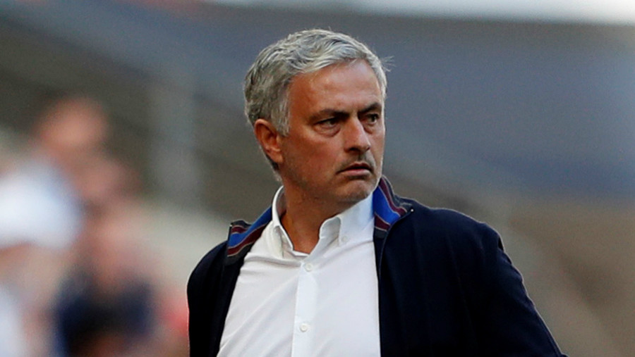 Mourinho spotted at Russia-Austria friendly amid Arnautovic to MUFC transfer rumors (PHOTOS)