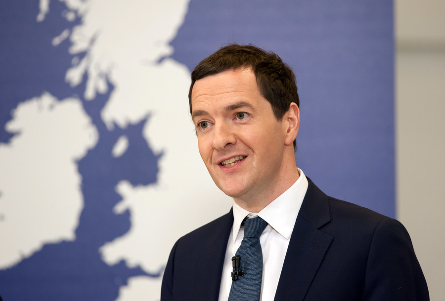 Osborne's Evening Standard accused of making millions 'selling news coverage' to Google and Uber