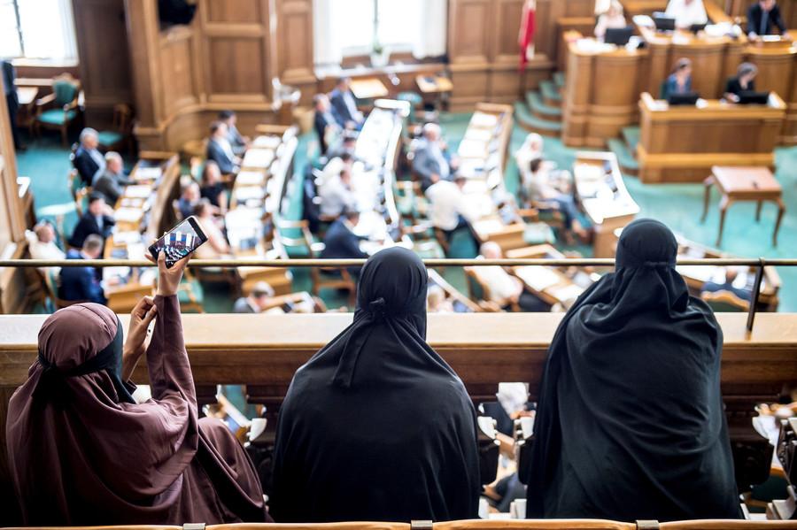 Danish MPs greenlight ban on wearing burqa & niqab in public