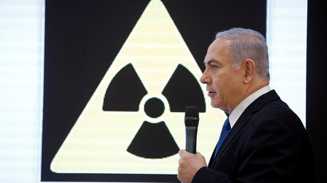 'Once a Holocaust denier, always a Holocaust denier': Netanyahu slams Abbas