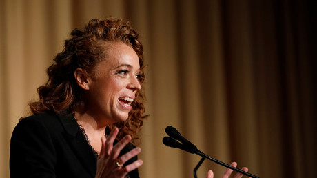 Jokes about WMDs and drones are cool, but Michelle Wolf's media attack too much for DC elites