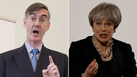 Brexit tensions boil over: Divided Tory party set to wage war over 'customs partnership'