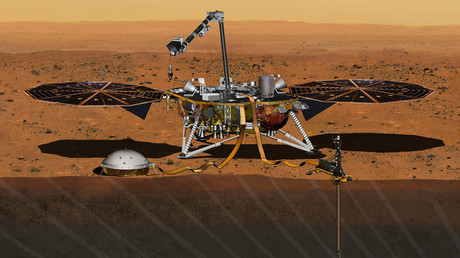 'Marsquakes' mission: All you need to know about NASA's InSight lander (VIDEO)
