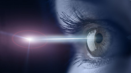 Laser beams that shoot from your eyes could soon be a reality (GRAPHIC PHOTO)