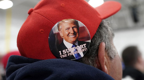 Alex Salmond takes a look at the political shape of Trump's America