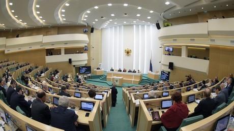 Federation Council meeting © Sputnik