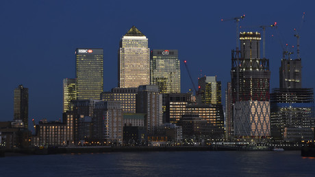 Canary Wharf. Home to Emerdata © Alberto Pezzali / Global Look Press