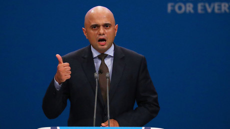 Weaponizing racism? Sajid Javid uses abuse from left-wing trolls to attack Corbyn