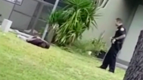 'Clear violation of policy': Footage of Miami cop brutally kicking man in head goes viral (VIDEO)