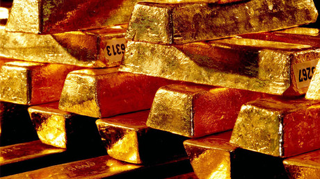 US paper gold suppression allowing Russia & China to buy real gold at discount prices