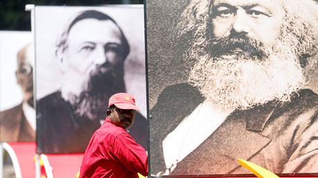 How the world still embraces Karl Marx's socialist ideals after 200yrs