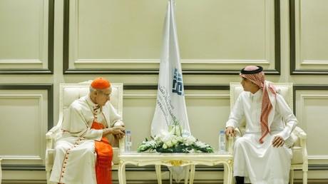 'Saudis want new image': Vatican &Riyadh sign pact to build churches across Arab kingdom