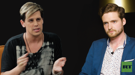 'On the front lines of a culture war': Yiannopoulos speaks to RT ahead of #DayForFreedom