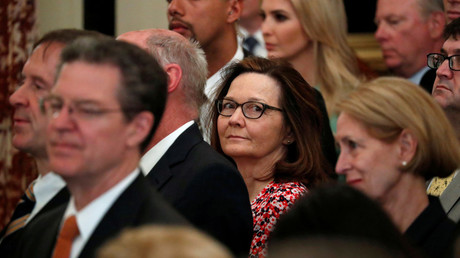 'Too tough on terrorists': Trump defends under-fire CIA Director nominee Haspel