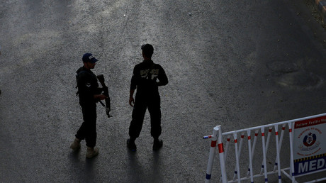 Pakistan's interior minister wounded in gun attack