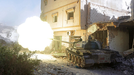 'Zero hour': Libyan strongman eyes last militant stronghold in E. Libya as offensive kicks off