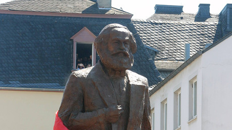 Karl Marx sacrificed logic on the altar of his desire for revolution