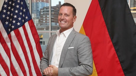 US ambassador to Germany Richard Grenell. ©Sylvain Gaboury