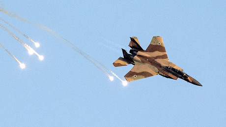 28 Israeli jets fired about 60 rockets in overnight strikes on Syria – Russian MoD