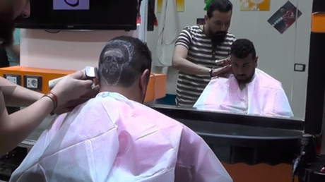 A cut above the rest: Egyptian fans honor Salah with new haircut