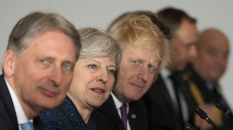 Brexit battle: May divides cabinet into rival teams in attempt to break customs deadlock