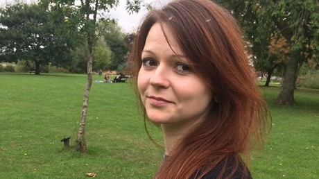 Chemical attack victim Yulia Skripal, who was poisoned in Salisbury with her father, ex-Russian spy Sergei. © facebook.com/julia.skripal
