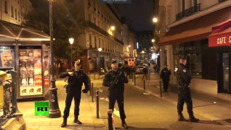 At least 1 dead, attacker killed in mass stabbing in central Paris