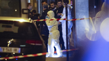 French authorities investigating Paris stabbing as terrorism