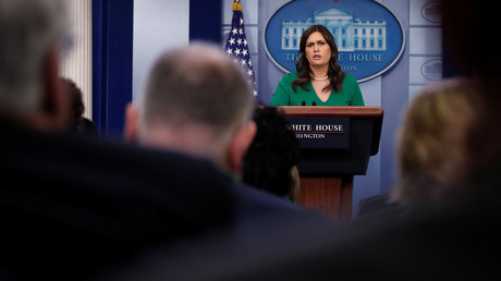 WH spokeswoman chides staffers for leaking 'unacceptable' comment about 'dying' McCain – report