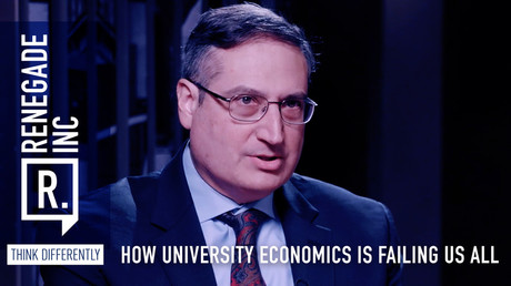 How university economic theories are failing us all