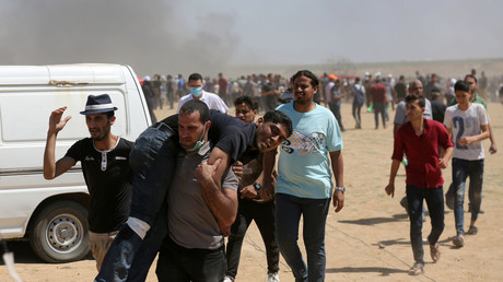 'Horrific' Israeli 'war crimes' in Gaza must end now, human rights watchdog says