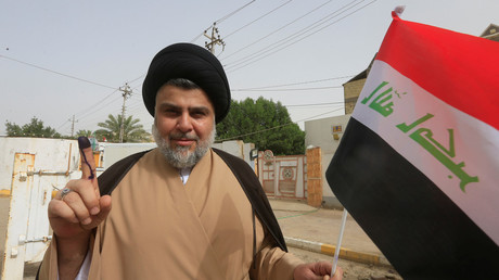 Iraq's new 'Kingmaker?' Nationalist, anti-American cleric scores big parliamentary win