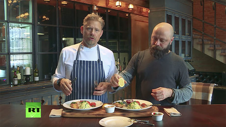 The Peter Schmeichel Show: Legendary goalkeeper explores World Cup host cities (Rostov-on-Don)