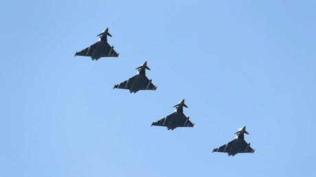 Are more Eurofighters the answer to the MoD's funding gap?  © Norsk Telegrambyra AS/Reuters