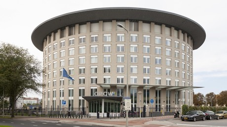 OPCW headquarters in the Hague © Wilfried Wirth